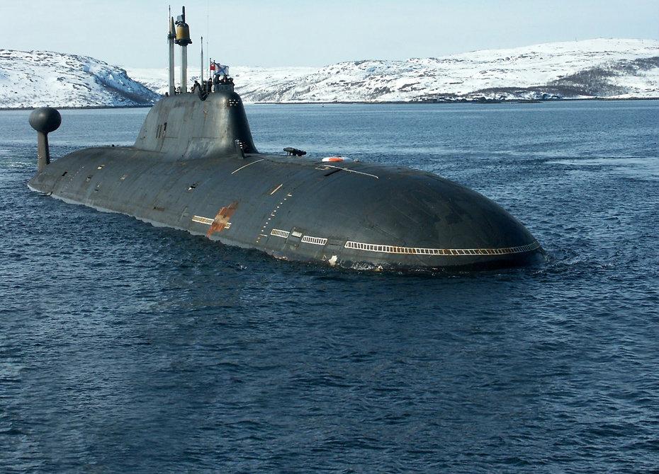 фото подводного крейсера гепард если результат